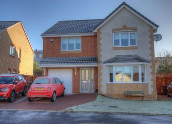 Thumbnail 4 bed detached house for sale in Caldercruix, Airdrie
