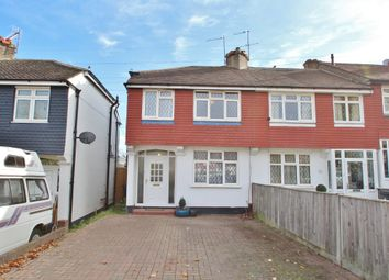 Thumbnail 3 bed end terrace house for sale in Knollmead, Surbiton, Surrey