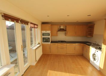 Thumbnail 3 bed town house for sale in Hall Farm Gardens, Holmewood, Chesterfield