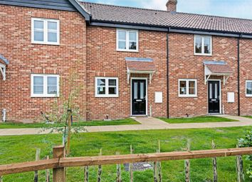 Thumbnail 2 bed terraced house for sale in Pastures Loke, North Tuddenham, Dereham