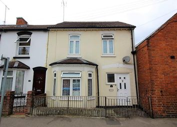 Thumbnail 4 bed end terrace house for sale in Kensington Road, Reading