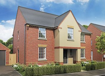 """Thumbnail 4 bed detached house for sale in """"Winstone"""" at Monkerton Drive, Pinhoe, Exeter"""