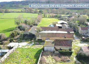 Knotts Farm Buildings, Dinnington, Hinton St. George, Somerset TA17. Land for sale