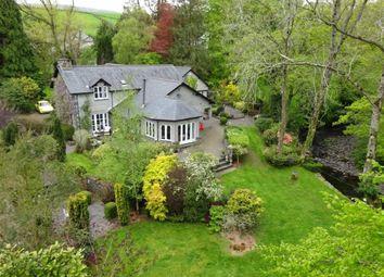Thumbnail 4 bed detached house for sale in Stonebridge Close, Millom, Cumbria