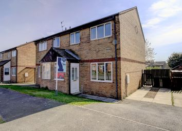 Thumbnail 3 bedroom semi-detached house for sale in Harvest Way, Eastfield, Scarborough