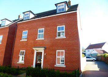 Thumbnail 4 bedroom detached house to rent in Ross Walk, Thetford