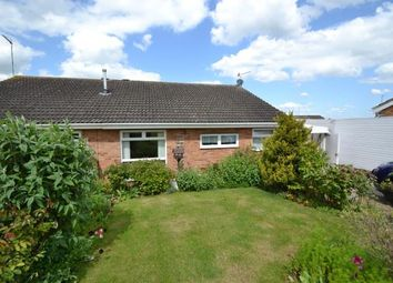 Thumbnail 3 bed bungalow for sale in Roche Way, Wellingborough