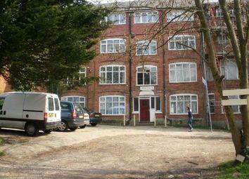 Thumbnail 2 bed flat to rent in Barnfield Flats, Weston Lane, Southampton