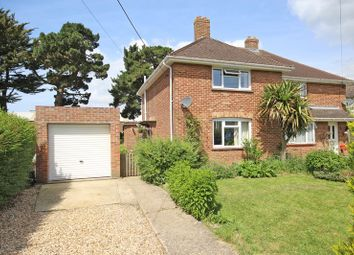 Thumbnail 2 bed semi-detached house for sale in Fawcett Road, New Milton