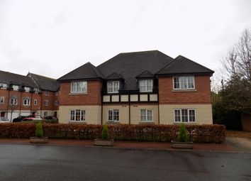 Thumbnail 2 bed flat for sale in Weaver House, Marine Approach, Northwich, Cheshire