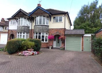 Thumbnail 3 bed semi-detached house for sale in Melton Road, Syston, Leicester, Leicestershire