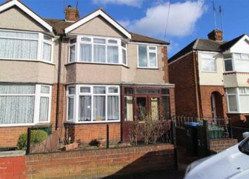 Thumbnail 3 bedroom end terrace house for sale in Morland Road, Holbrooks, Coventry