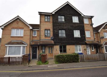 Thumbnail 4 bed town house to rent in Victoria Road, Stanford-Le-Hope, Essex