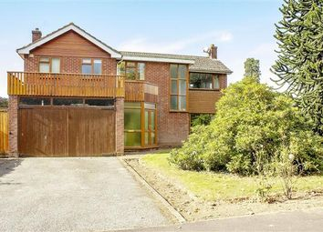 Thumbnail 4 bed detached house for sale in Lindsey Crescent, Kenilworth