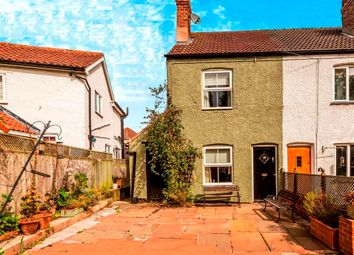 Thumbnail 2 bed cottage to rent in Coronation Terrace, Austerfield, Doncaster