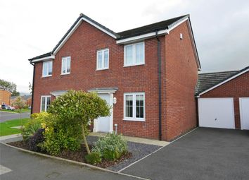 Thumbnail 3 bed semi-detached house for sale in 6 Weavers Avenue, Frizington, Cumbria