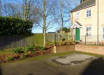 Thumbnail 2 bed end terrace house for sale in Eastfields, Braunston