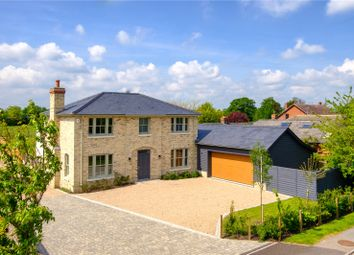 Thumbnail 5 bedroom detached house for sale in Harston Road, Newton, Cambridgeshire