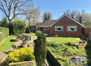 Thumbnail 4 bed detached bungalow for sale in Station Road, Hatton, Warwick