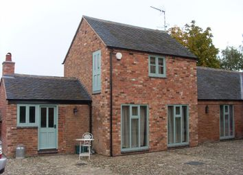 Thumbnail 1 bed flat to rent in The Dairy Barn, Hall Lane, Ullesthorpe