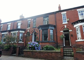 3 bed terraced house for sale in Moscow Road, Stockport SK3