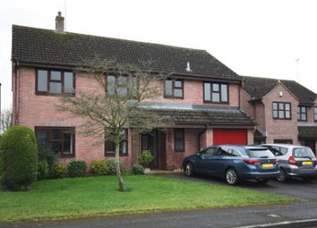 Thumbnail 4 bed detached house to rent in Salt Spring Drive, Royal Wootton Bassett, Wiltshire SN4 7Sd