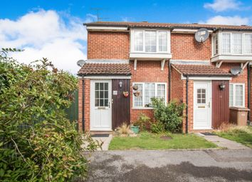 Thumbnail 2 bedroom end terrace house for sale in Malham Close, Luton