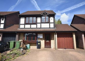 Thumbnail 3 bed detached house for sale in Palmers Close, Barrs Court, Bristol