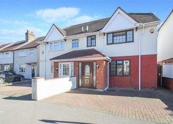 Thumbnail 3 bed semi-detached house for sale in Wescott Way, Cowley, Uxbridge