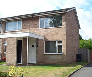 Thumbnail 2 bedroom maisonette to rent in 41 Colemeadow Road, Coleshill, West Midlands