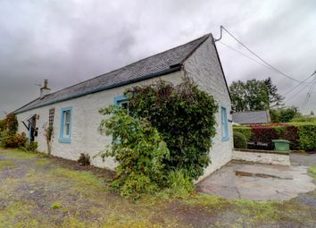 Thumbnail 2 bed cottage for sale in Low Road, Hightae, Lockerbie