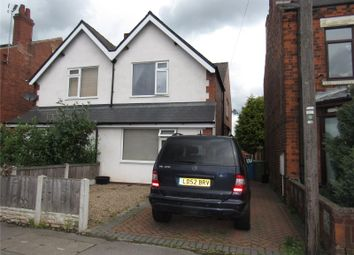Thumbnail 3 bed semi-detached house for sale in Chesterfield Road North, Mansfield, Nottinghamshire