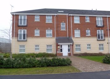 Thumbnail 2 bed flat for sale in Blakely Court, Daimler Green, Radford, Coventry, West Midlands