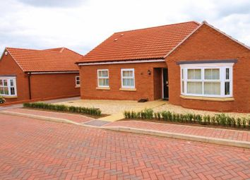 Thumbnail 3 bedroom detached bungalow for sale in Fieldside Close, Cayton, Scarborough
