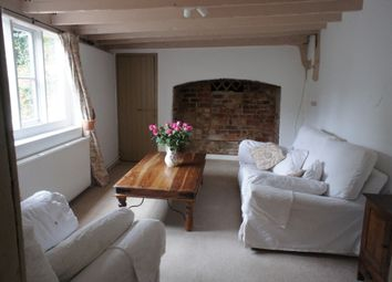 Thumbnail 1 bed end terrace house to rent in High Street, Sonning