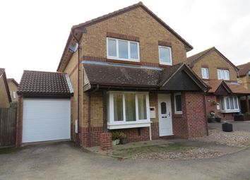 Thumbnail 3 bed detached house for sale in Wetherby Gardens, Bletchley, Milton Keynes