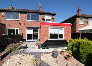 Thumbnail 3 bed semi-detached house to rent in Newnham Drive, Ellesmere Port, Cheshire.