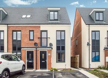 Thumbnail 3 bedroom terraced house for sale in Elmwood Park Mews, Newcastle Upon Tyne
