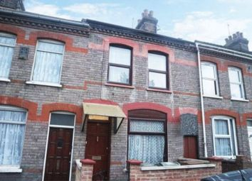 Thumbnail 3 bedroom terraced house for sale in Althorp Road, Luton