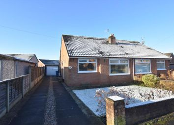 Thumbnail 1 bedroom bungalow to rent in Wansfell Road, Clitheroe, Lancashire