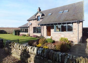Thumbnail 4 bedroom detached house for sale in Hilaf House, Easter Bendochy, Blairgowrie