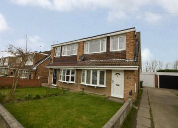 Thumbnail 3 bed semi-detached house for sale in Healdfield Road, Castleford, West Yorkshire