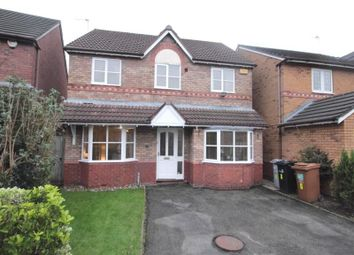 Thumbnail 4 bed detached house to rent in Shorthorn Close, Middlewich