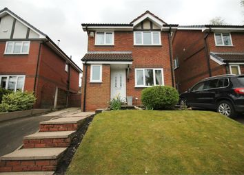 Thumbnail 3 bedroom detached house for sale in Midford Drive, Sharples, Bolton, Lancashire