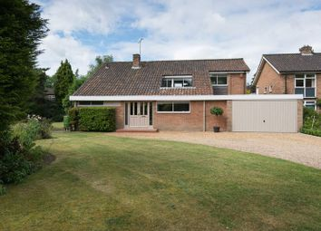 Thumbnail 4 bedroom detached house for sale in Fairmile Close, Norwich