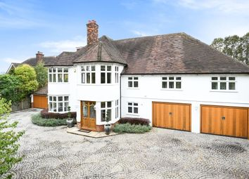 Thumbnail 7 bed detached house for sale in Cunningham Hill Road, St. Albans