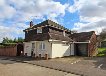 Thumbnail 4 bed detached house for sale in Belvedere Avenue, Hockley