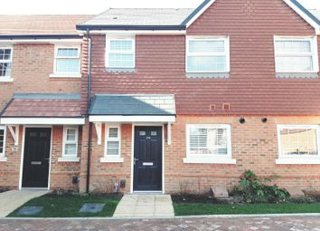 Thumbnail 3 bed terraced house to rent in Copper Beech Close, Maidstone