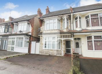 Thumbnail 4 bedroom semi-detached house for sale in Biscot Road, Luton