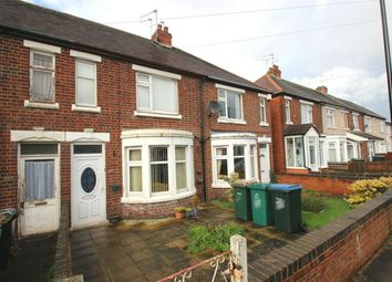 Thumbnail 2 bed terraced house for sale in Over Street, Courthouse Green, Coventry